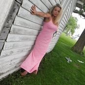 Madden Pink Dress Picture Set