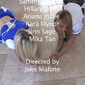Kat and Leah Luv Be My Bitch 1 Credits Bonus Untouched DVDSource TCRips 190519 mkv