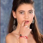 Silver Starlets Nino Red Dress Picture Set 002