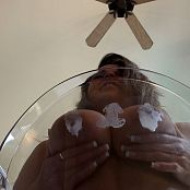 Nikki Sims Nipple Painting Floor Cam Uncut HD Video 110619 mp4