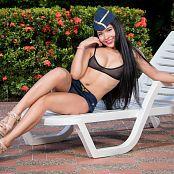 Susana Medina Pilot Costume TCG Set 011 014