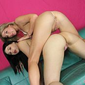 Teenikini Violet Rain and Vienna Rose Jerk off Encouragement Set 079 061