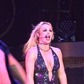 Britney Spears Me Against The Music Live France 2018 HD Video