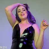 LatexBarbie Pop & Turn It Up For Nylons Sissy HD Video