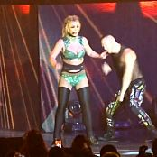 Britney Spears Live 07 Stronger Crazy Till The World Ends 27 July 2018 Hollywood FL Video 040119 mp4