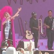 Katy Perry performs Dark Horse at the 2019 Jazz Fest 480p 30fps H264 128kbit AAC 190519 mp4
