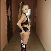 TeenModelingTV Alice Pink Bow Pics 001