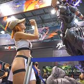 Jeny Smith GhostBusting at ComicCon Russia 2018 with Jeny Smith Video 120719 mp4