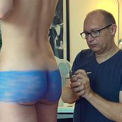 Jeny Smith Painted Clothing In The City Video 120719 mp4