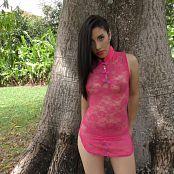 Natalia Marin Pink Mini Dress TCG 4K UHD Video 012 190719 mp4