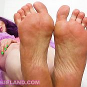 LatexBarbie OnlyFans Foot Fetish HD Video 310719 mp4