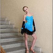 TeenModeling Alice Blue Dance 014