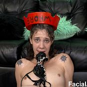 FacialAbuse Skanky But In a Good Way HD Video