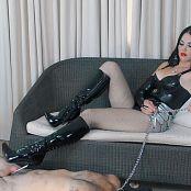 Young Goddess Kim Denied Boot Bitch HD Video