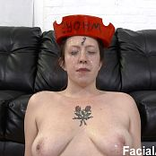 FacialAbuse Slovenly Stripper HD Video