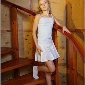 TeenModeling Alice Blue Tank 009