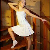 TeenModeling Alice Blue Tank 092