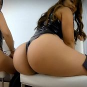 Astrodomina & Jasmine Mendez Double Ass Annihilation HD Video