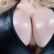 Violet Doll Cleavage Worship HD Video