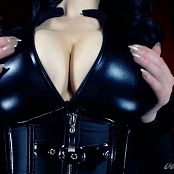 Violet Doll Catsuit Body Worship HD Video