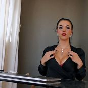 Goddess Kim Blackmailed Fantasy by the Boss Video 230819 mp4