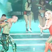 Britney Spears Toxic Live from Piece of Me 1080p 30fps H264 128kbit AAC Video 140719 mp4