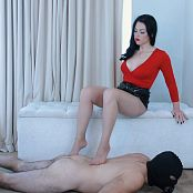 Young Goddess Kim Footslave In Chastity HD Video