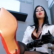 Young Goddess Kim Chained Office slave Video 060919 mp4
