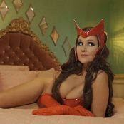 Angie Griffin Scarlet Witch HD Video 070919 mp4