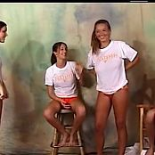 Christina Model Stephi Model Young and Friends Video 110919 mp4