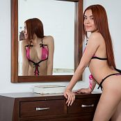 Dayana Medina Pink Lingerie TCG Picture Set 016