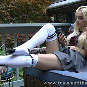 Mandy Marx Hidden Vibrator Detention HD Video