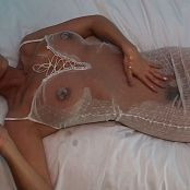 Nikki Sims White Lace Baby Oil Uncut HD Video 061019 mp4