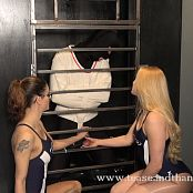Mandy Marx & Kat Turner Distracting The Escapologist HD Video