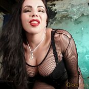 Goddess Alexandra Snow Humbled & Tethered HD Video