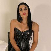 Young Goddess Kim Photo shoot Boot slave Video 211019 mp4