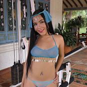 Susana Medina Blue Coin Costume TCG 4K UHD & HD Video 018
