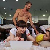 TRA Natalie Mars And Korra Del Rio Just Ignore Him 2 1080p Video 221019 mp4