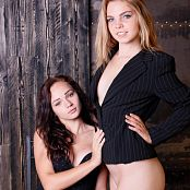MarvelCharm Rebecca and Karina Bad Girls 005