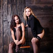 MarvelCharm Rebecca and Karina Bad Girls 011