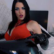 Young Goddess Kim Leashed Tease HD Video