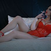 Goddess Kim Smoking Siren Video 271019 mp4