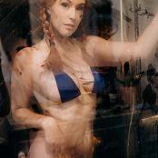 Meg Turney Micro Bikini 011