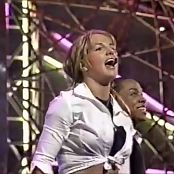 Britney Spears Baby One More time Live Pop Jam Japan Video