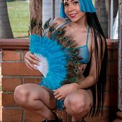 Dulce Garcia Sheer Blue TCG Set 009 tcg dulce 009 12