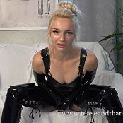 Mandy Marx Latex Burst HD Video