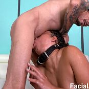 FacialAbuse DPd Disciplined Face Fucked and Sodomized 1080p Video 051119 mp4