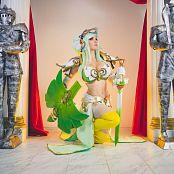 Jessica Nigri Sir Fetchd Armor 006