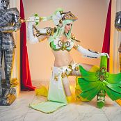 Jessica Nigri Sir Fetch'd Armor Picture Set