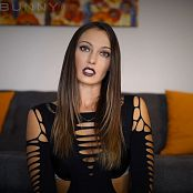 Bratty Bunny Stroke It Encouragement HD Video